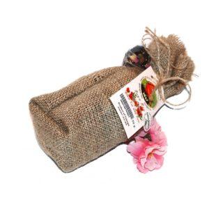 Грузинский чёрный чай с розой в мешочке