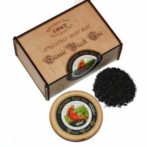 Грузинский классический чёрный чай в коробочке