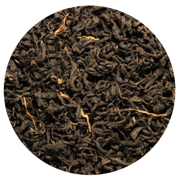 Georgian full leaf rolled black tea Shota Bitadze