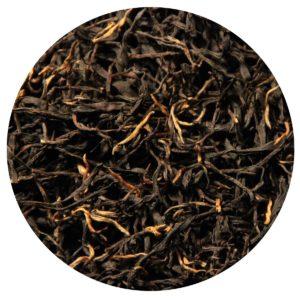 Georgian wild black tea