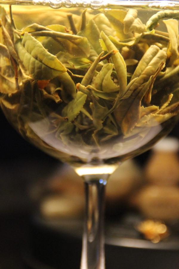 Грузинский  высокогорный дикий белый чай