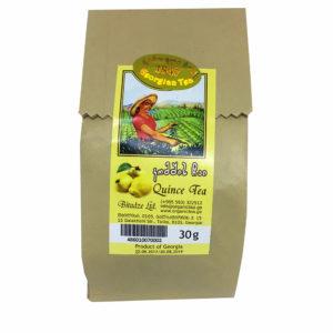 Грузинский горный чай из айвы в бумажной упаковке