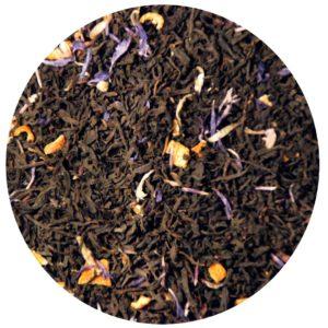 Грузинский чёрный чай с  бергамотом