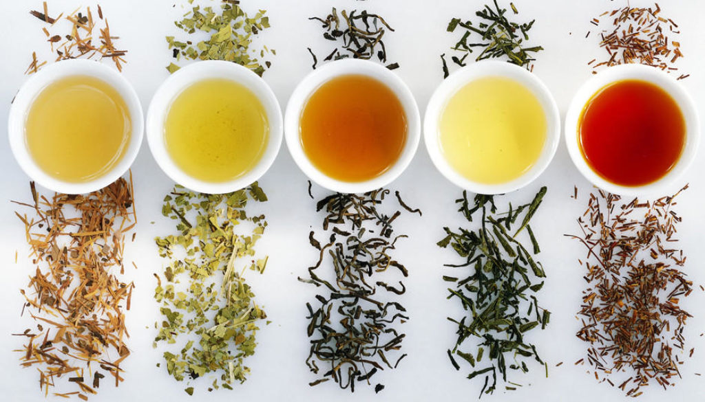 type of tea