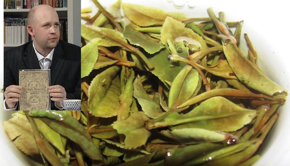 Ivan Sokolov white tea