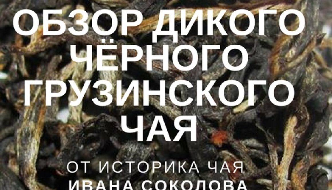 Wild Black tea Ivan Sokolov