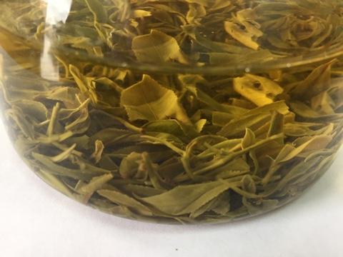Грузинский дикий лесной зелёный чай