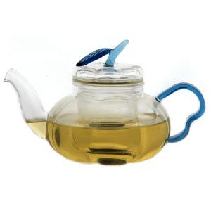 Чайник заварочный стеклянный 035АС — 600 ml