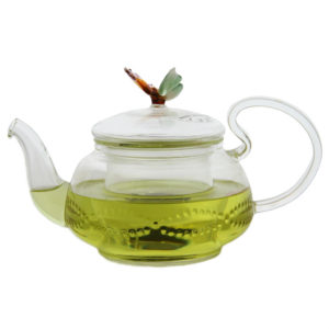 Чайник заварочный стеклянный 059А — 450ml