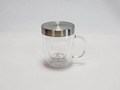 Кружка заварочная стеклянная SO15 500мл