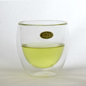 Чайная чашка стеклянная 166М — 220 ml