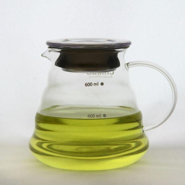 Чайник заварочный стеклянный 226М — 600 ml