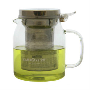Чайник заварочный стеклянный АР-2—650ml