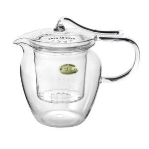 Чайник заварочный стеклянный 014-400ml