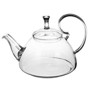 Чайник заварочный стеклянный Фэн Цай-1200ml