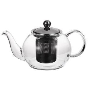 Чайник заварочный стеклянный 001LA-800ml