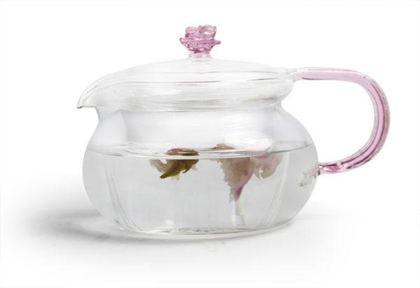 Чайник заварочный стеклянный 009AD-450ml