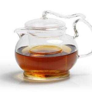 Чайник заварочный стеклянный 016AB-600ml