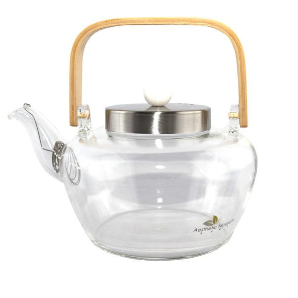 Чайник заварочный стеклянный 251AB-1000ml