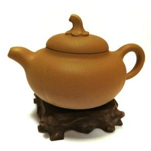 Чайник заварочный глиняный «Тыква»