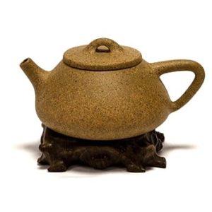 Чайник заварочный глиняный «Шипяо»