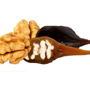 Грузинская Чурчхела с цельным грецким орехом