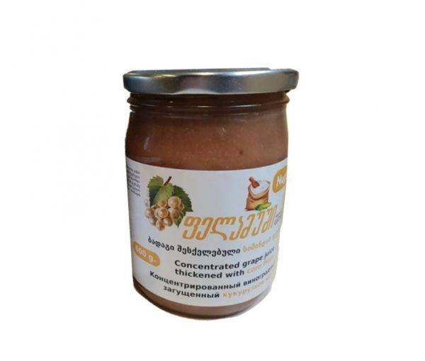 Пеламуши Nugbari с кукурузной мукой