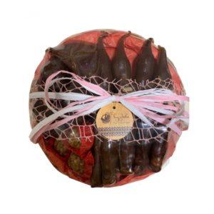 Подарочный набор сладостей 24 см