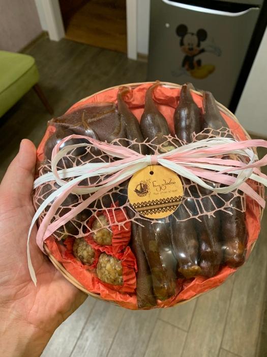 Подарочный набор сладостей Nugbari