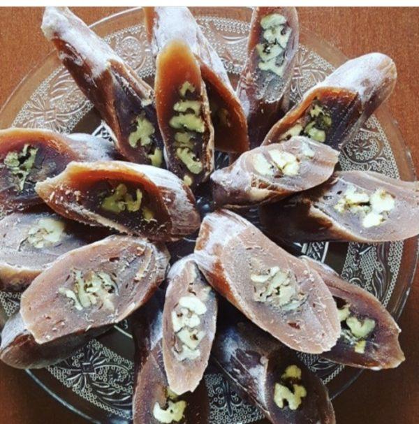 Грузинская Чурчхела с грецким орехом