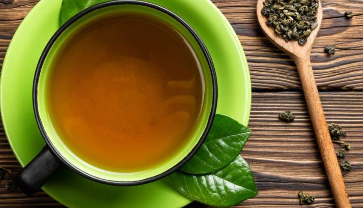 Зеленый чай – лучшее средство против стресса
