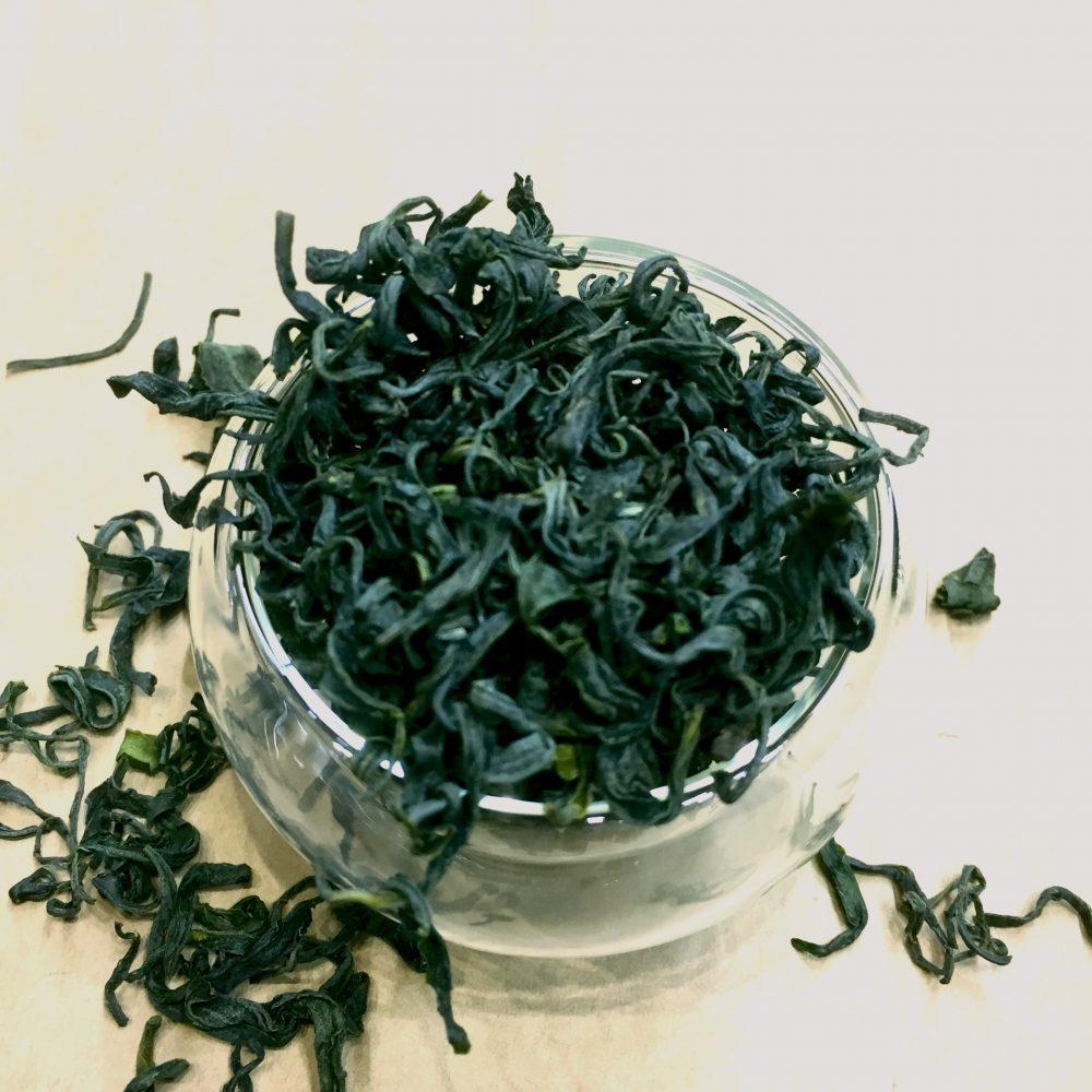 Грузинский цельнолистовой зелёный чай