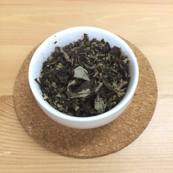 Чай из побегов ежевики