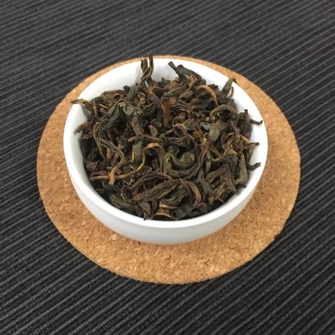 Прожаренный зелёный чай