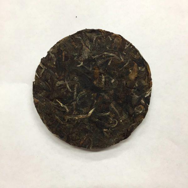 грузинский прессованный чай